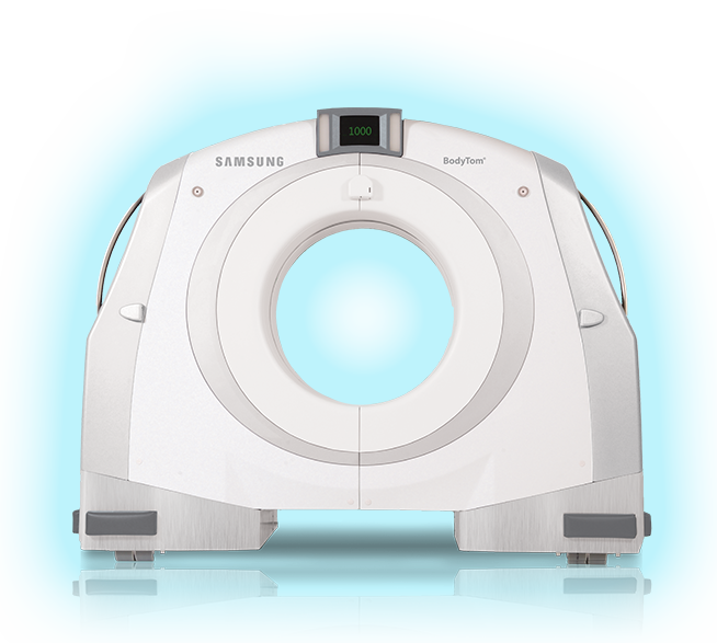 BodyTom® Portable Full Body CT