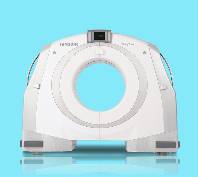 BodyTom® Portable Full Body CT