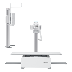 Floor Mounted Digital X-ray GF50