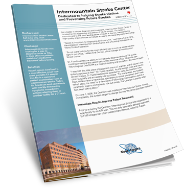 Download the Intermountian Stroke Center White Paper