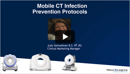 Infection Prevention Protocols with Mobile CT