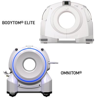 BodyTom® Elite and OmniTom® mobile CT