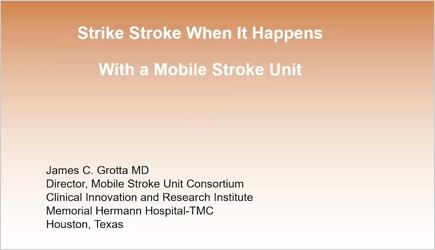 Strike Stroke – When It Happens