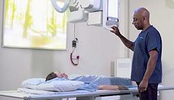 Samsung Digital X-ray from Northwick Park Hospital